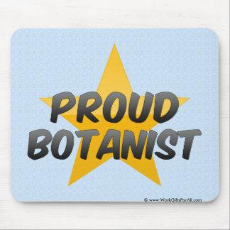 Proud Botanist Mouse Pad