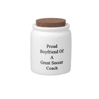 Proud Boyfriend Of A Great Soccer Coach