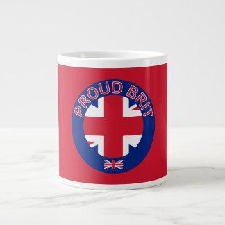 Proud Brit Jumbo Mug