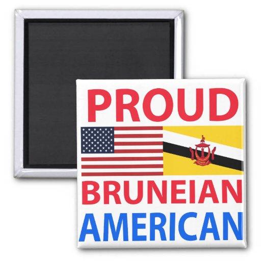Proud Bruneian American Magnet