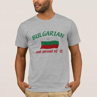 Proud Bulgarian T-Shirt
