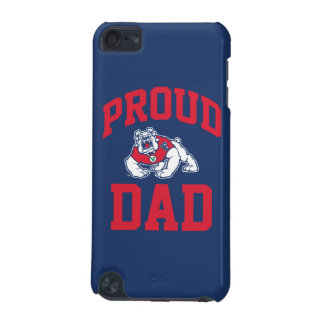 Proud Bulldog Family - Red iPod Touch 5G Cover