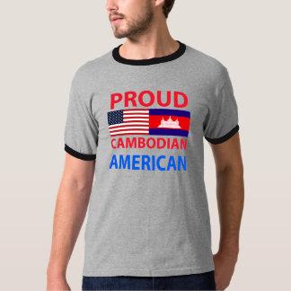 Proud Cambodian American T-Shirt