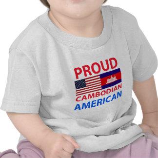 Proud Cambodian American Tshirt