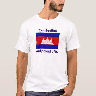 proud Cambodian  T-shirt