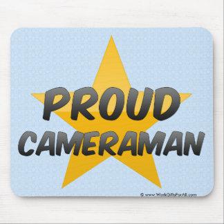 Proud Cameraman Mouse Pad