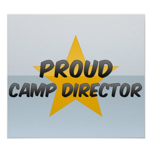 Proud Camp Director Poster