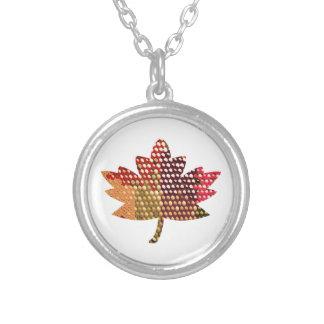 Proud CANADIAN :  Artistic MAPLE Leaf Design Necklaces