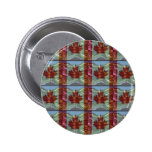 PROUD CANADIAN MAPLE LEAF Pattern Pin