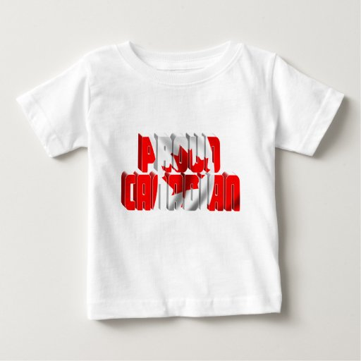 Proud Canadian Tees