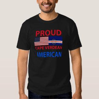 Proud Cape Verdean American T-Shirt