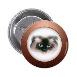 Proud Cat Button