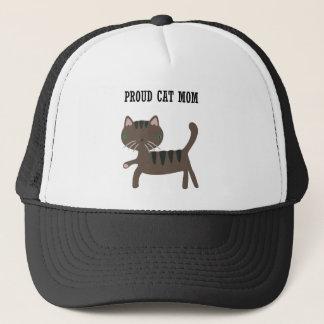 Proud Cat Mom cap/ hat