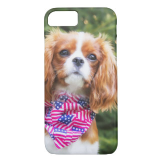 Proud Cavalier King Charles Spaniel Puppy iPhone 7 Case