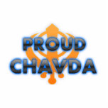 Proud Chavda, Chavda pride Photo Cut Out