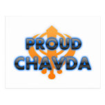 Proud Chavda, Chavda pride Postcards