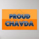 Proud Chavda, Chavda pride Print