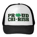 Proud Chi-Rish Trucker Hat
