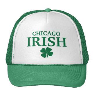 Proud CHICAGO IRISH! St Patrick's Day Trucker Hat