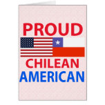 Proud Chilean American Card