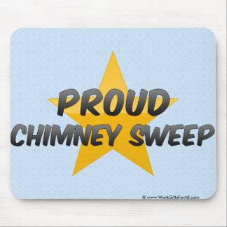Proud Chimney Sweep Mousepads