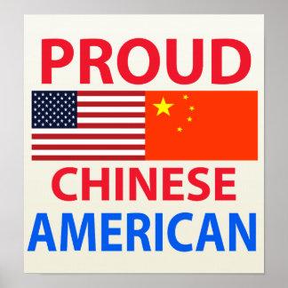 Proud Chinese American Print
