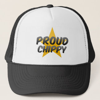 Proud Chippy Trucker Hat