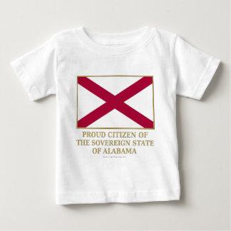 Proud Citizen of  Alabama Shirt