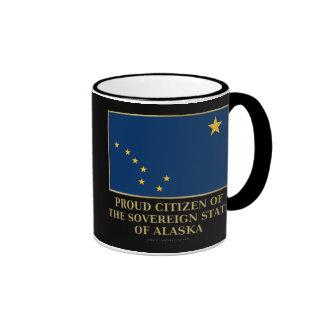Proud Citizen of Alaska Coffee Mug