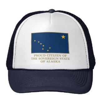 Proud Citizen of Alaska Hats