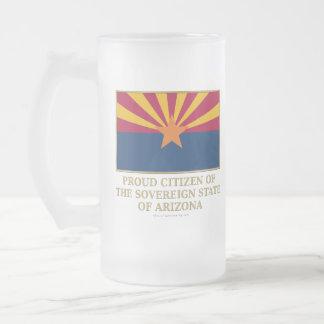 Proud Citizen of  Arizona Mug