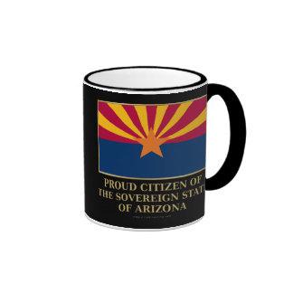 Proud Citizen of  Arizona Mugs