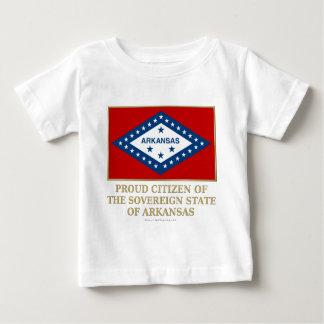 Proud Citizen of  Arkansas Tee Shirt