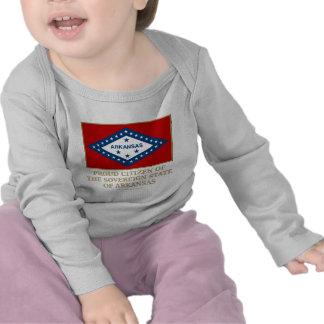 Proud Citizen of  Arkansas Tshirts