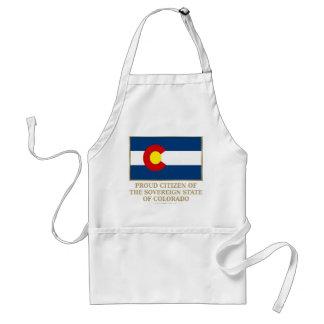 Proud Citizen of  Colorado Apron