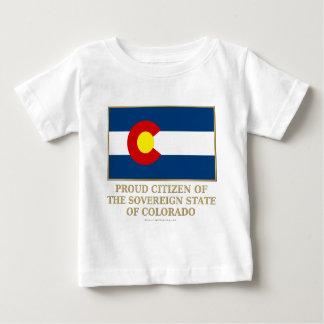 Proud Citizen of  Colorado T-shirt