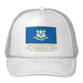 Proud Citizen of  Connecticut Trucker Hat