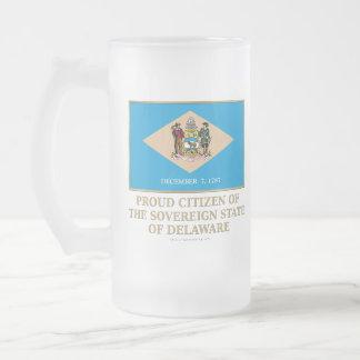 Proud Citizen of  Delaware Coffee Mugs