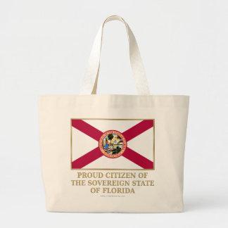 Proud Citizen of  Florida Bag