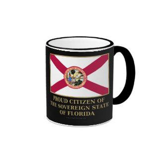 Proud Citizen of  Florida Mugs
