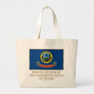 Proud Citizen of  Idaho Bag