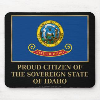 Proud Citizen of  Idaho Mousepads