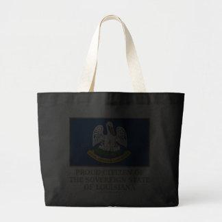 Proud Citizen of  Louisiana Bags