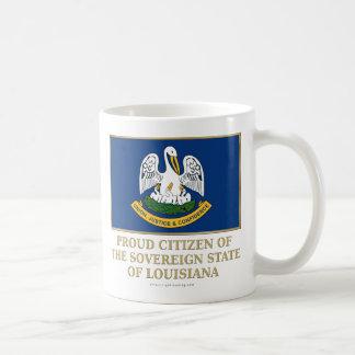 Proud Citizen of  Louisiana Mug