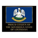 Proud Citizen of  Louisiana Post Card