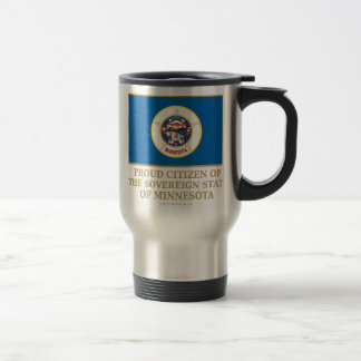 Proud Citizen of  Minnesota Coffee Mug