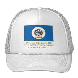 Proud Citizen of  Minnesota Trucker Hat