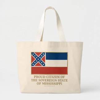 Proud Citizen of  Mississippi Bag