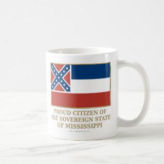 Proud Citizen of  Mississippi Coffee Mug