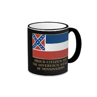 Proud Citizen of  Mississippi Mug